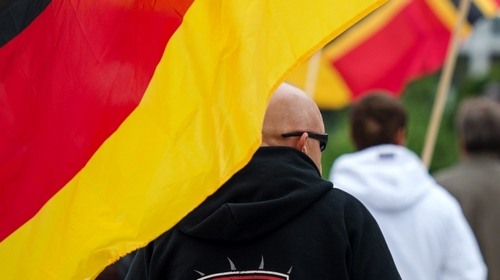 Hundreds condemn racist violence after Eritrean shot in Germany