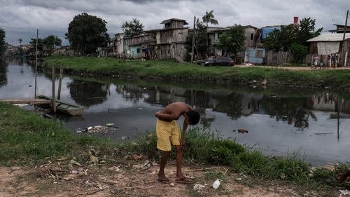 The Guama neighbourhood, Belem [Tommaso Protti/Al Jazeera]