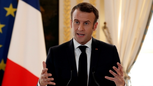 Macron seeks answers from Iran over academic's detention