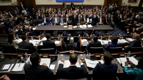 Mueller Testifies On Investigation Into Election Interference Before House Committees