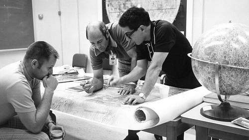 Farouk El-Baz, the Egyptian behind the Moon landings