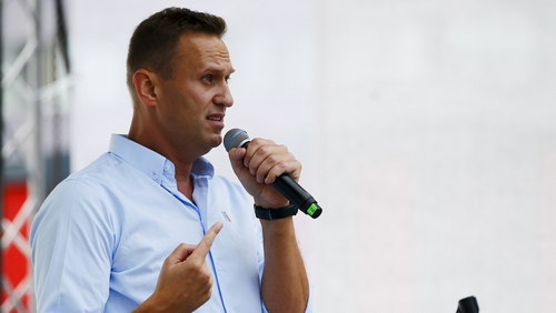 Russia's Alexei Navalny discharged from hospital: Doctor
