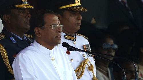 Sri Lanka president rejects UN chief's appeal over hangings