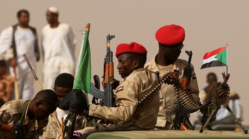 Sudan army chief among senior officers arrested in coup plot