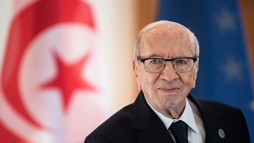 Tunisian president Beji Caid Essebsi dies at 92