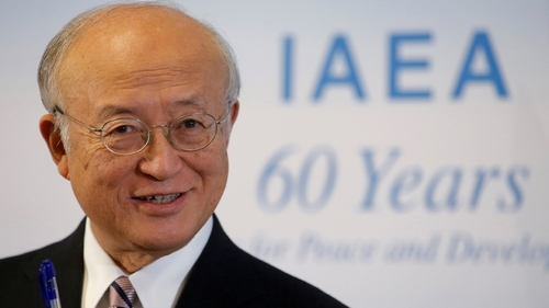 UN nuclear watchdog chief Yukiya Amano dies at 72