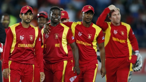 Zimbabwe's absence at Cricket World Cup 'bitter pill to swallow'