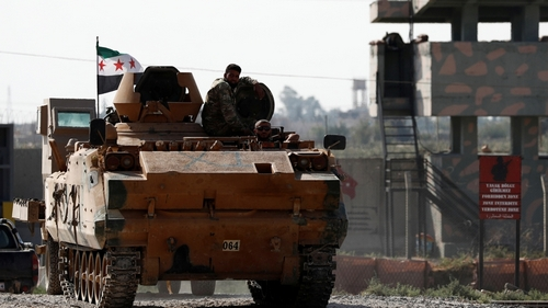 Conflicting narratives about Turkey-Syria border