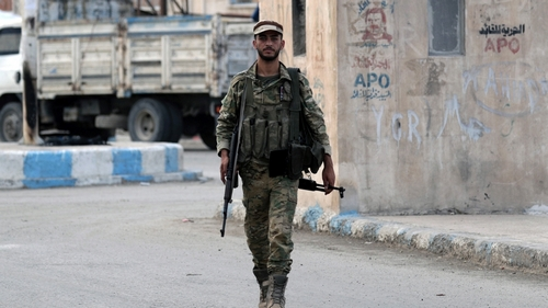 Operation to curriculum vitae if Kurdish forces may not withdraw