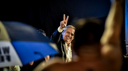 Has the capability to President-elect Alberto Fernandez cook Argentina's problems?