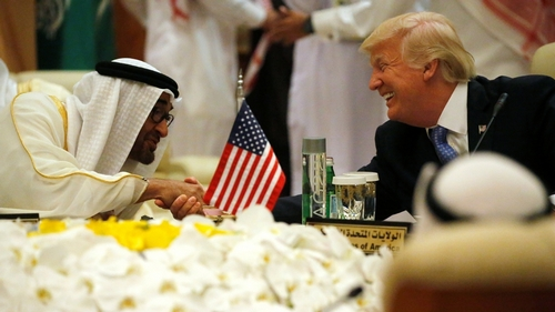 History outlines UAE's 'immensely influential' lobbying in US