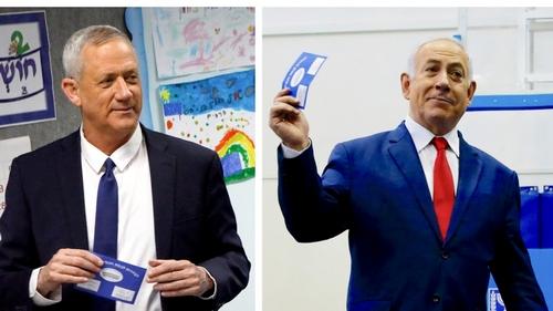 Israel: Gantz meets Netanyahu pertaining to coalition government talks