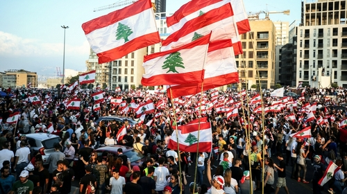 Lebanon protests: All the latest update messages