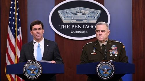 ME says it took two prisoners during al-Baghdadi raid