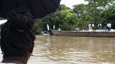 Bojaya massacre: After 17 years, victims' remains returned