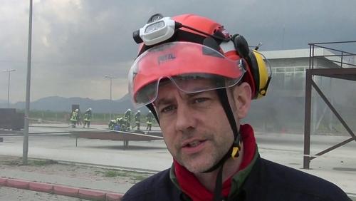 Brit founder of Syria's Light blue Helmets found dead in just Turkey