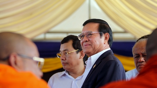 Cambodian opposition leader Kem Sokha freed from house arrest