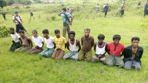 Aung San Suu Kyi 'committed crimes' against Rohingya