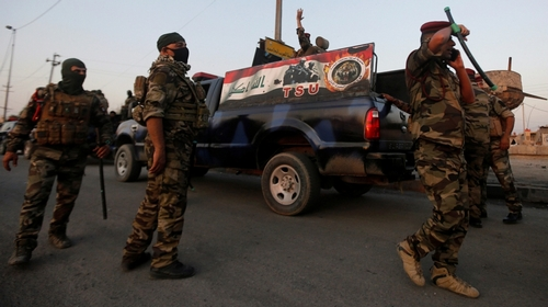 Iraq gov't urged to rein in security forces to end 'bloodbath'