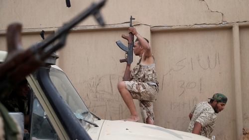 UAE, Sudan, Jordan, Turkey 'break arms embargo to backbone Haftar'