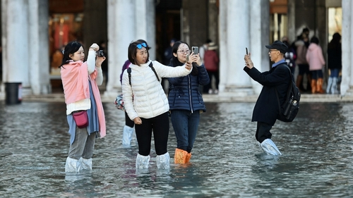 Venice faces more floods furthermore state of emergency announced